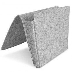 Magazine Phone Small Things Holder Bedside Storage Bag Pockets -