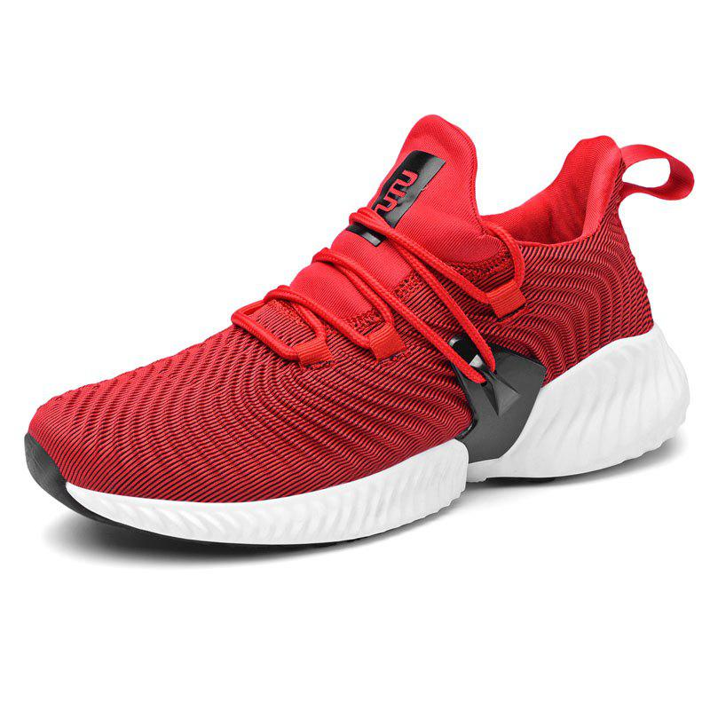 Hot Men's Fashion Plus Size Sports Running Sneakers