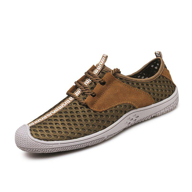 Best Fashion Mesh Breathable Casual Shoes for Men