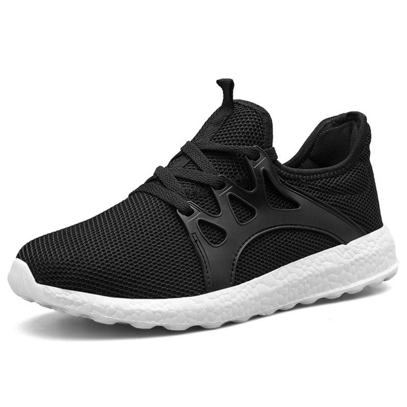 Affordable Men Fashion Breathable Shock-absorbing Sneakers