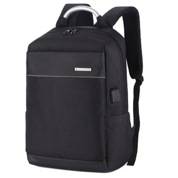 Latest Leisure Smart USB Recharge Business Backpack