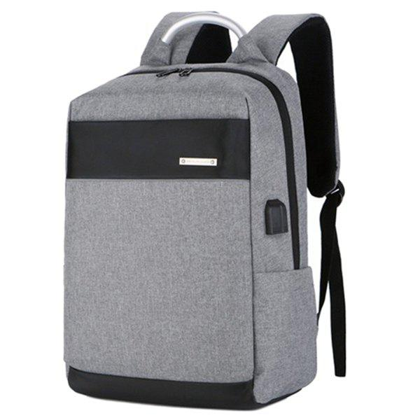 Affordable Leisure Smart USB Recharge Business Backpack