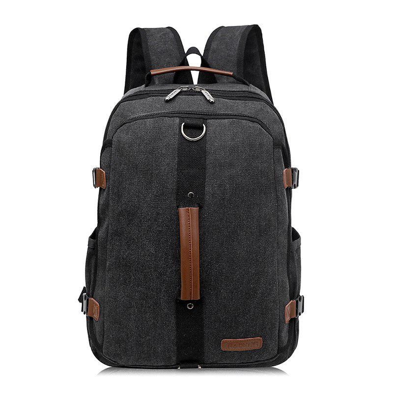 Affordable Fashionable Leisure Canvas Backpack