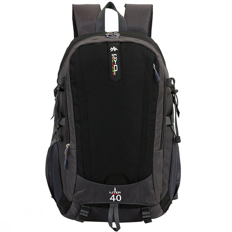 Trendy Wearable Large Capacity Nylon Backpack