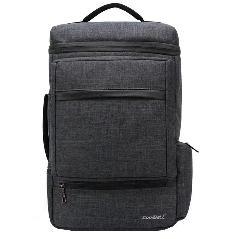 Outfit Coolbell Leisure Waterproof Outdoor Backpack with USB Port