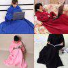Multifunctional Portable Anti-pilling Thermal Blanket -