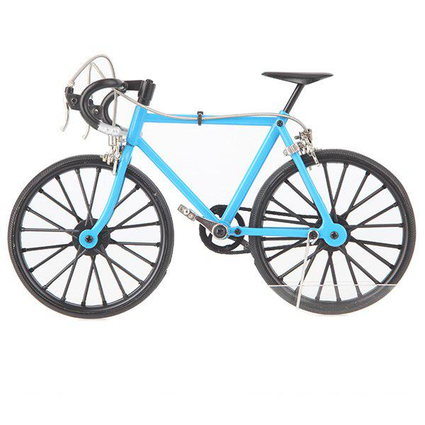 Cheap DIY Simulation Alloy Mountain / Road Bicycle Model Set Decoration Gift Toy