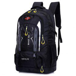 Outdoor Water-resistant Large Capacity Nylon Travel Sports Backpack -