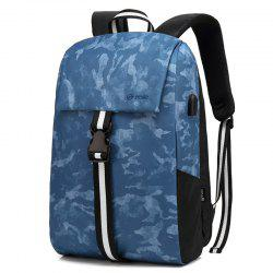 Portable Waterproof Camouflage Backpack -