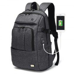 Leisure personality Multi-function Backpack -