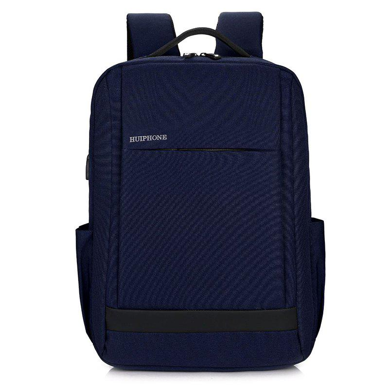 Hot Leisure Smart USB Recharge Traveling Backpack