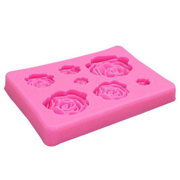 Outfit Silicone Flowers Cake Mold Decorating Tool