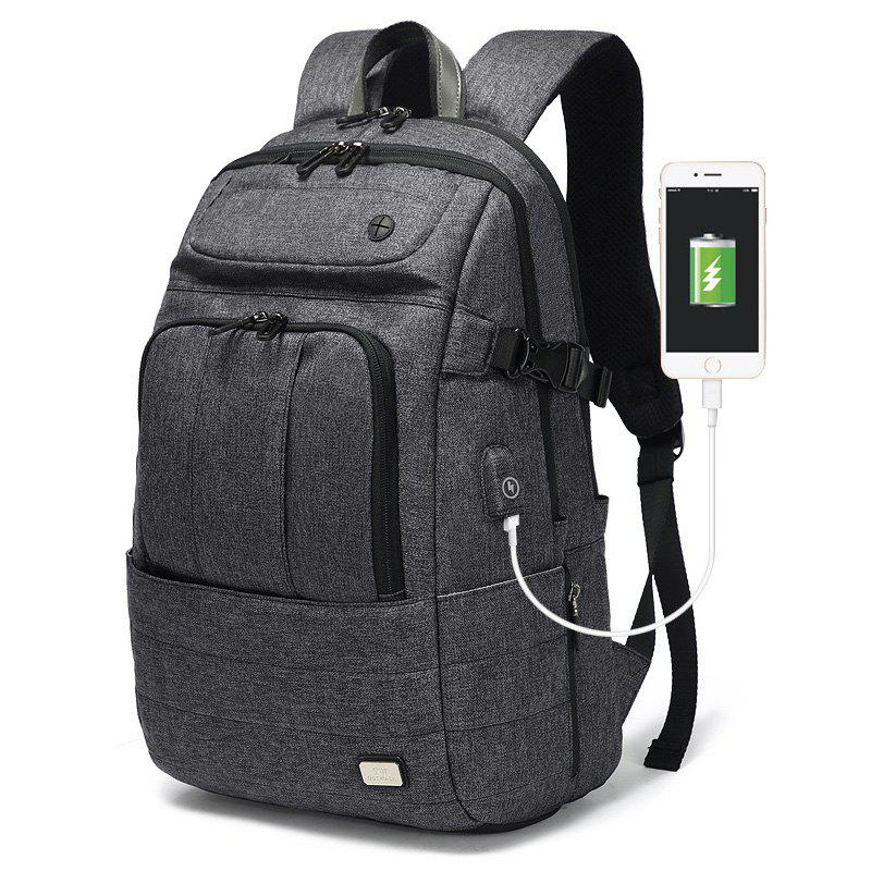 Outfits Leisure personality Multi-function Backpack