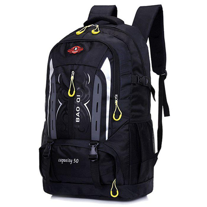 Chic Outdoor Water-resistant Large Capacity Nylon Travel Sports Backpack