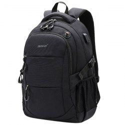 SONGKUN Multifunctional Anti-theft Large Capacity Leisure Backpack for Men -