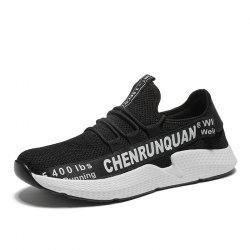 Comfortable Breathable Running Sneakers for Male -