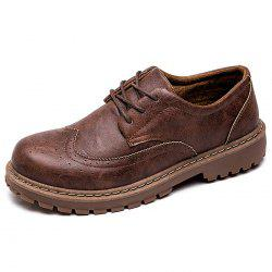 PU Casual Shoes for Men -