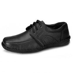 Men's Business Casual Leather Shoes -