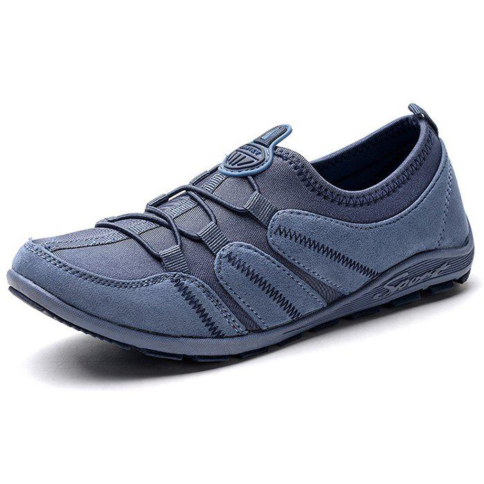 Latest Elastic Breathable Flat Shoes for Women