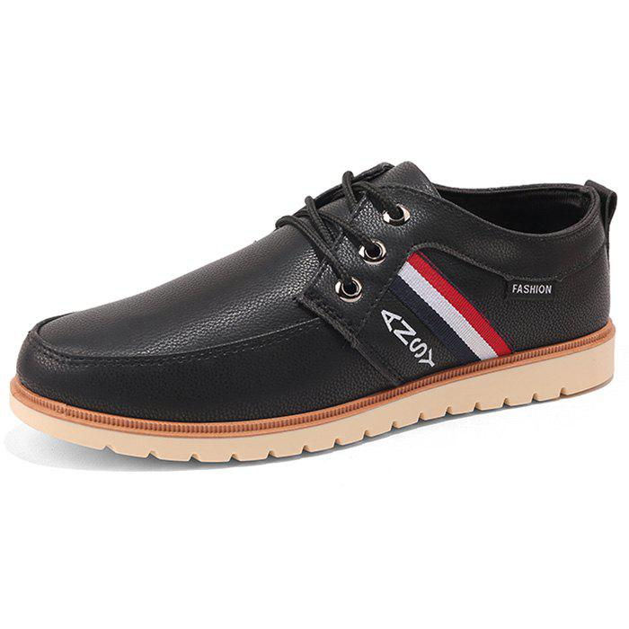 New Leather Casual Shoes for Men