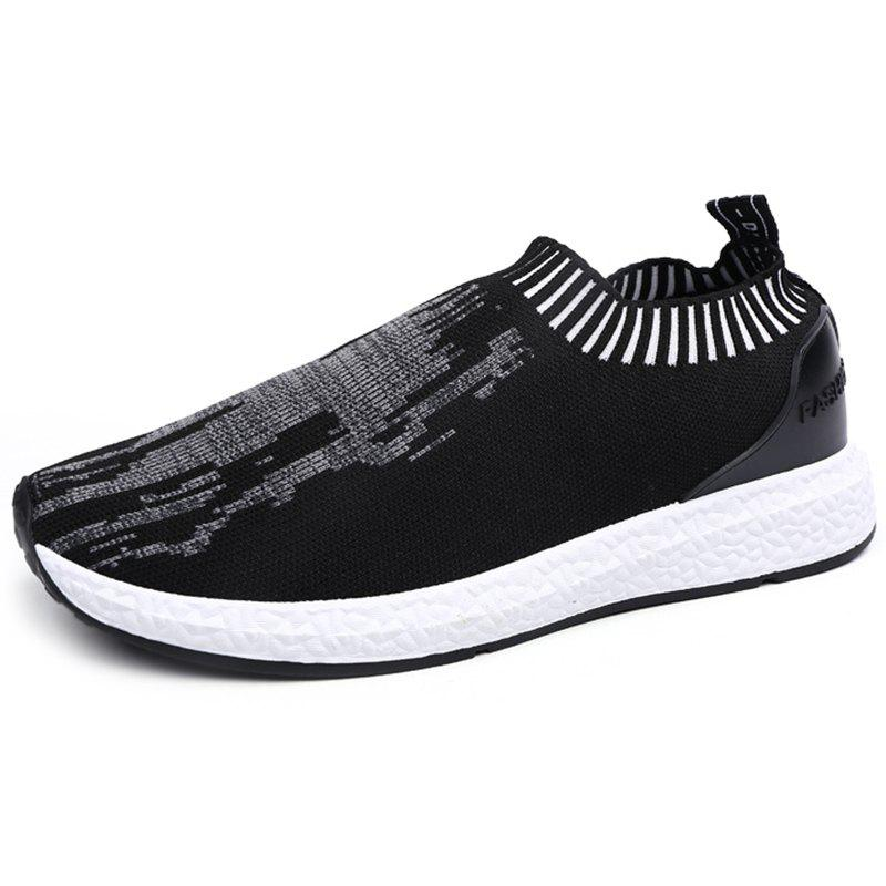 Affordable Men's Fashion Mesh Sports Running Sneakers