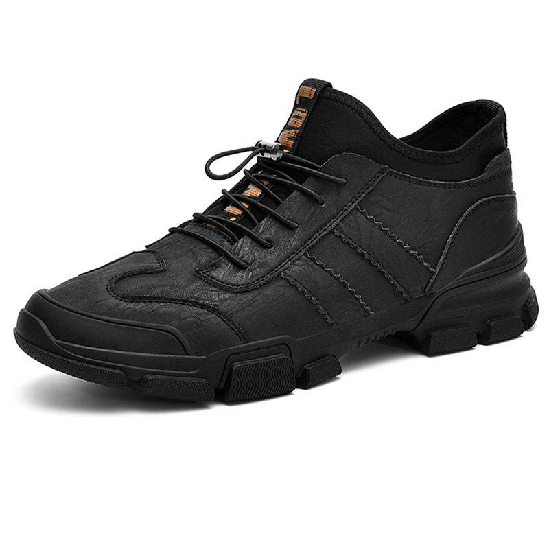 Fashion Winter Lace Up Casual Shoes for Men