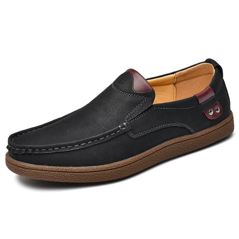 Hot Stylish Wear-resistant Slip-on Casual Shoes for Men