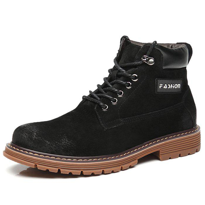 Fashion Men's High-top New Casual Martin Boots