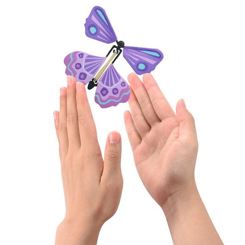 Discount Creative Magic Flying Butterfly Children Toy
