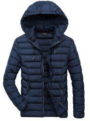 JOOBOX1 Hoodied Casual Coat for Men -
