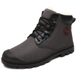 High and Warm Clothing Men's Boot -