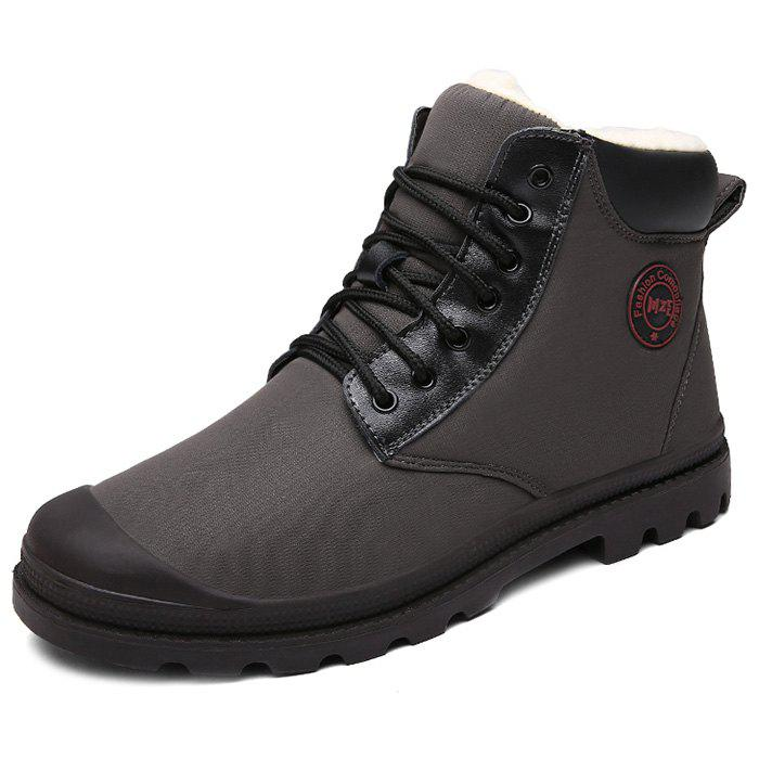 Hot High and Warm Clothing Men's Boot