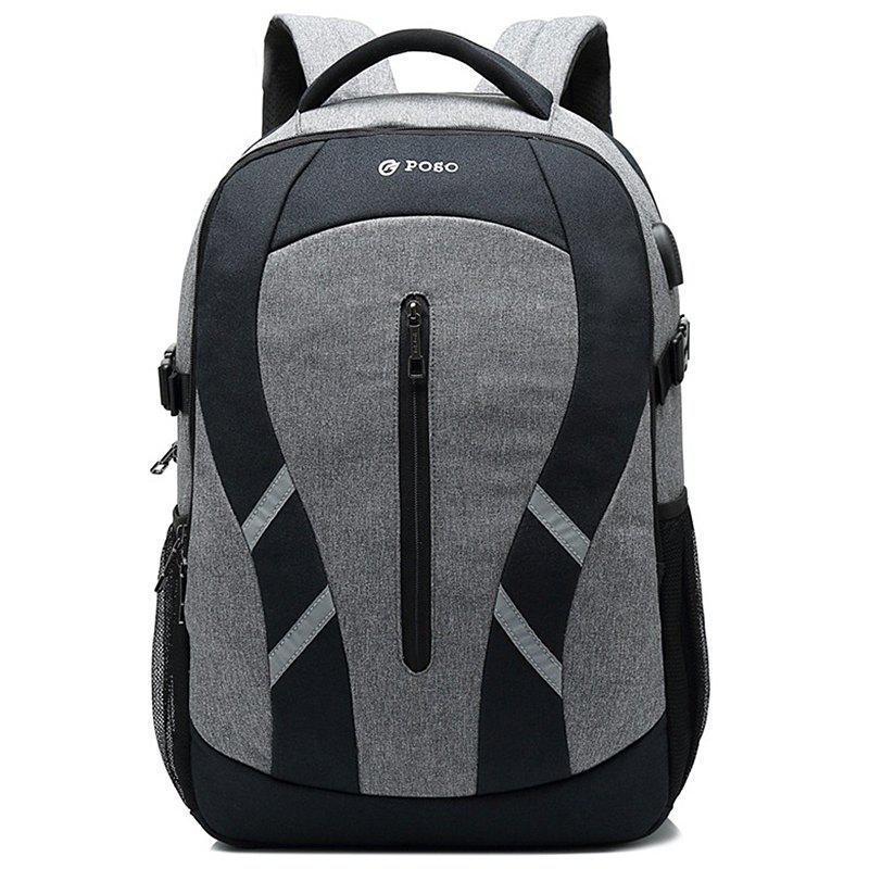 Best Fashion Breathable Leisure Large Capacity Durable Backpack for Men