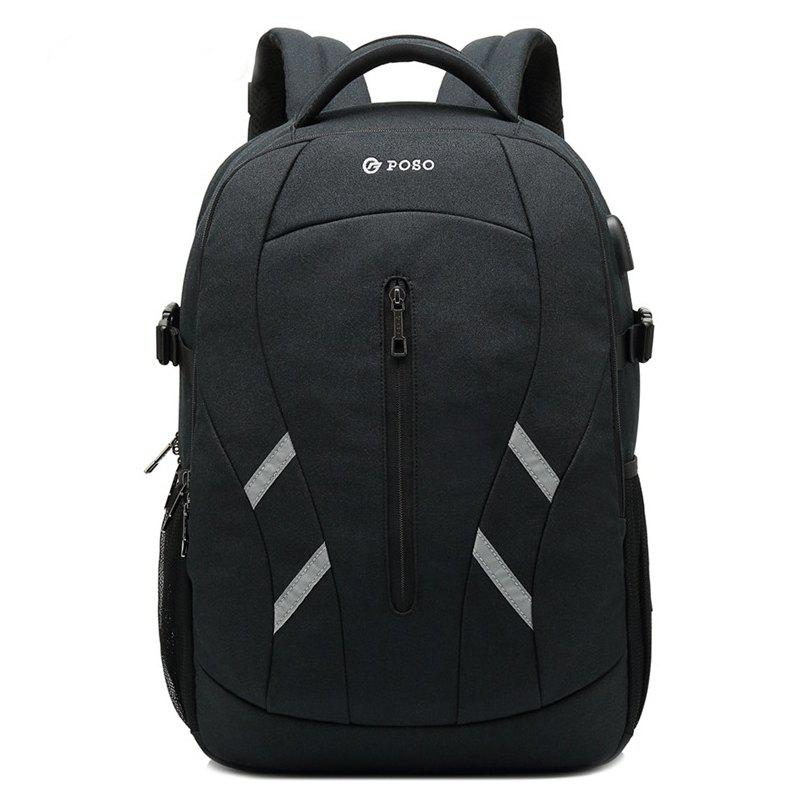 Outfits Fashion Breathable Leisure Large Capacity Durable Backpack for Men