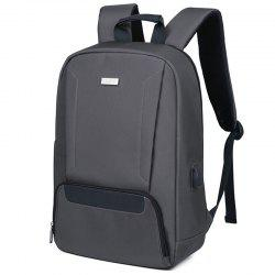 meiletoo 1670B USB Port Design Backpack -