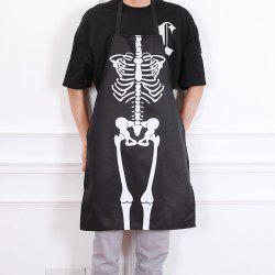 Carnival Halloween Decorative Horror Dress Apron for Bar Party Ball -