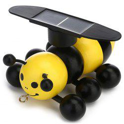 Educational Simulation Solar Bee Toy for Kids -