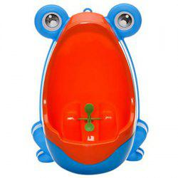 Baby Non-toxic Odorless Frog Urinary Tract Separation Design Potty -
