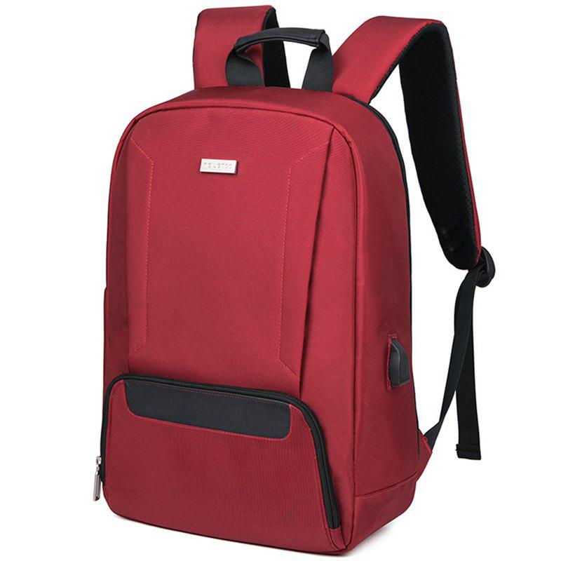 Discount meiletoo 1670B USB Port Design Backpack