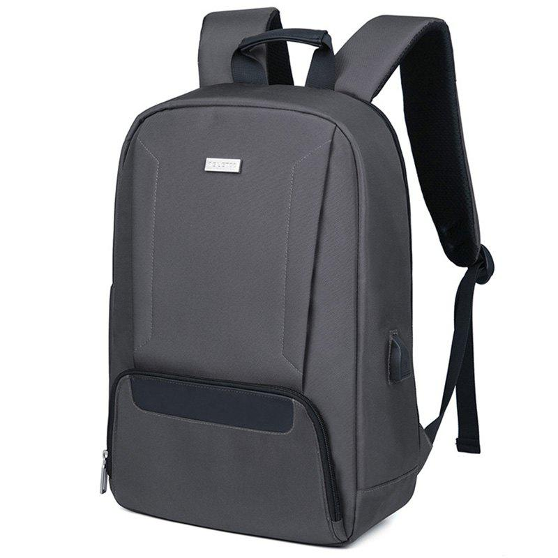 meiletoo 1670B USB Port Design Backpack