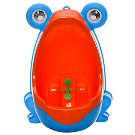 Affordable Baby Non-toxic Odorless Frog Urinary Tract Separation Design Potty