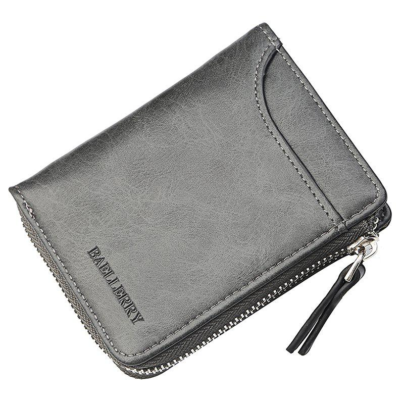 Outfit Baellerry Stylish Business Zipper Wallet