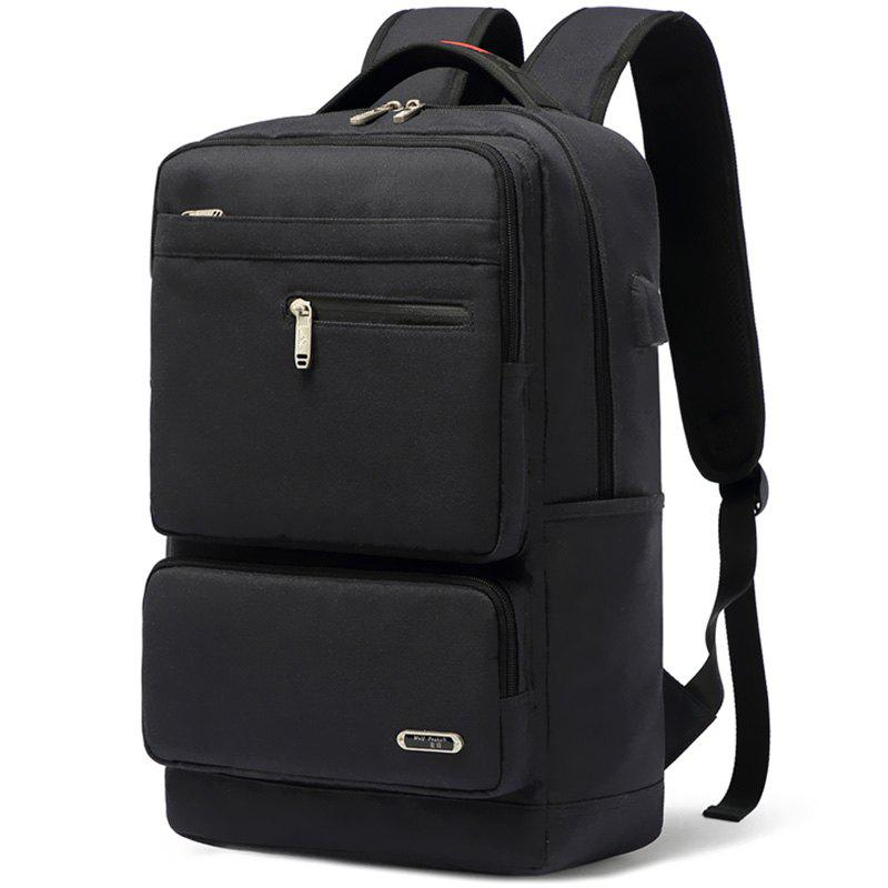 Fancy Leisure Business Large Capacity Travel Laptop Backpack with USB Port