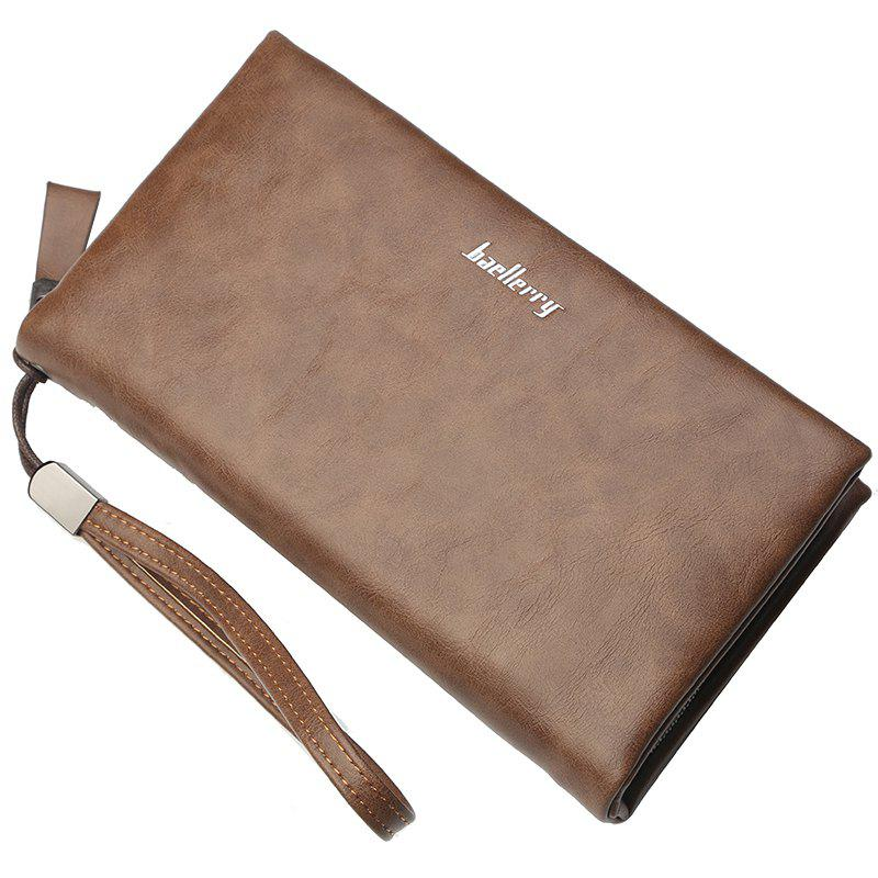 Sale Baellerry Business Fashion Large Capacity Multifunctional Wallet for Men