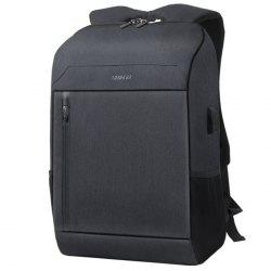 SONGKUN Durable Trendy Business Backpack with USB Port -