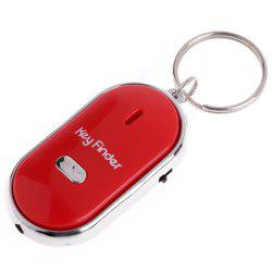 Porte-clés Whistle Finder avec son LED -