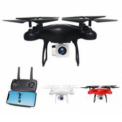 2.4G Mini RC Quadcopter Drone with Camera Altitude Hold / Headless Head / One Key Return -