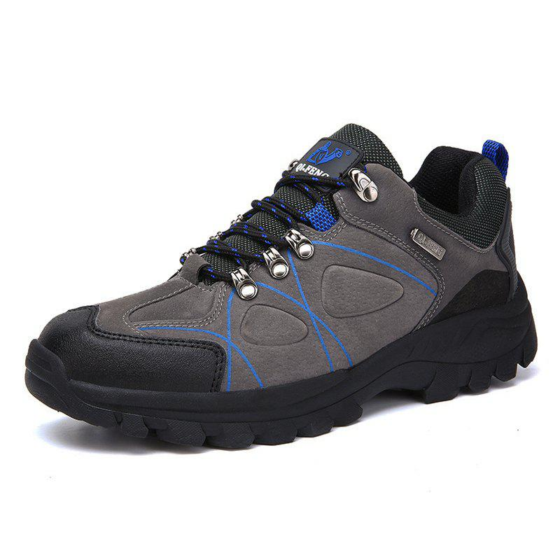 Trendy Autumn Outdoor Plus Size Casual Sneakers for Man