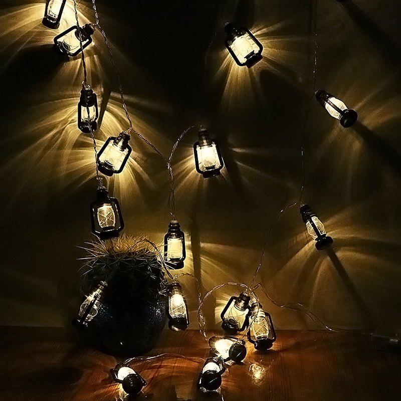 Shops LED Lamp Appearance Light String for Party