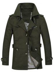 Fashion Business Casual Trench for Men -